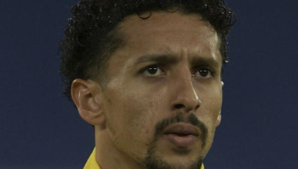 Marquinhos ha jugado los siete partidos de Brasil en las Eliminatorias Qatar 2022. (Foto: AFP)