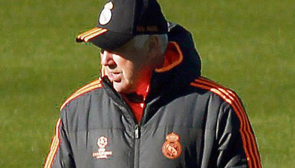 Carlo Ancelotti puede retornar a Real Madrid. (Foto: EFE)