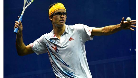 Diego Elías se coronó bicampeón del Mundial Juvenil de Squash