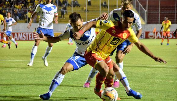 Vélez 0-0 Aucas EN VIVO vía DirecTV Sports por la Copa Sudamericana 2020 (Photo by SASCHA SCHUERMANN / AFP)
