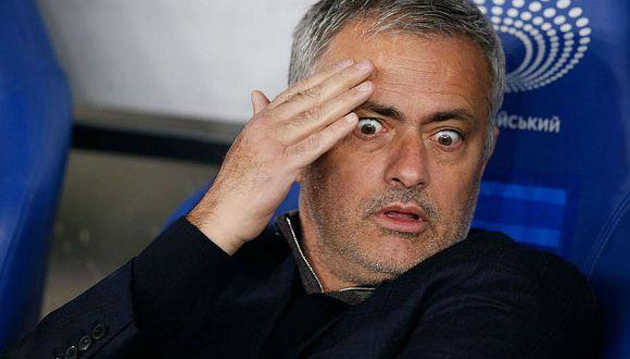José Mourinho estalló de ira contra su comando técnico [VIDEO]