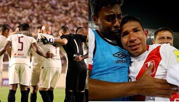 Edison Flores expresó su tristeza por el mal momento de Universitario de Deportes