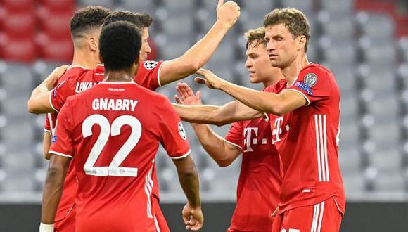 Bayern Múnich  viene de eliminar a Chelsea en octavos de final de la Champions League. (Foto: AFP)