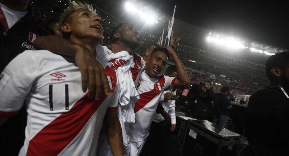 El recuerdo de la FIFA World Cup por la clasificación de la selección peruana a Rusia 2018. (Foto: GEC)