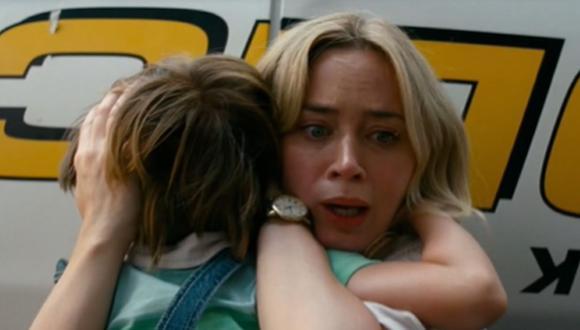 """""""A Quiet Place 2"""" presentó un nuevo tráiler con la misión de ser más """"grande y aterradora"""". (Foto: Captura de video)"""