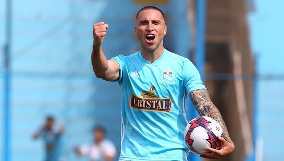 Emanuel Herrera será nuevo jugador de Argentinos Juniors, confirmó Sporting Cristal. (Foto: GEC)