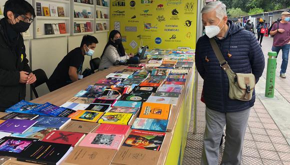 Feria del Libro en Surco. (Foto: Ciudad Librera)