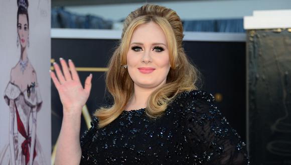Hoy Adele es una superestrella de la música y a lo largo de estos 12 años, desde que alcanzó lafama, ha tenido cambios físicos notorios en cuanto a su peso (Foto: AFP)