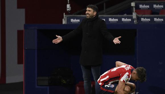 Eduardo Coudet es entrenador de Celta de Vigo desde mediados del 2020. (Foto: AFP)