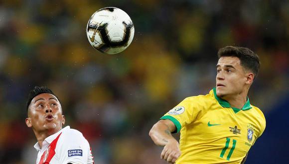 La selección peruana debutará contra Brasil en la Copa América 2021. (Foto: EFE)