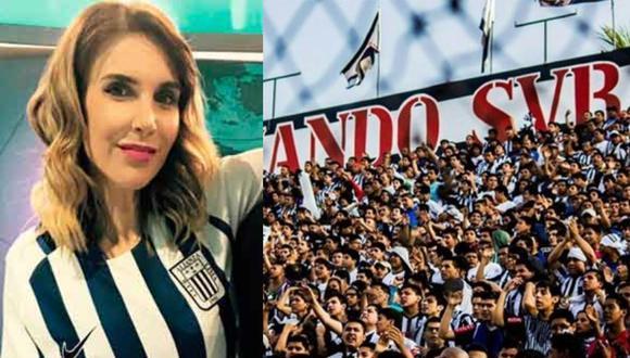 La periodista fue consultada por sus seguidores de Instagram sobre su vuelta a los estadios de Perú