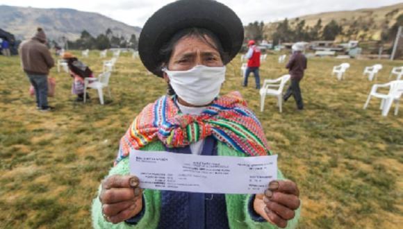 El bono de 600 soles será otorgado a las familias vulnerables por la segunda cuarentena en Lima, Callao y demás regiones.