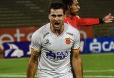 Santiago Pallares, el campeón del mundo y goleador de Liga 2 que se perderá la final por expulsión al último minuto