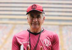"""Gregorio Pérez cree que Universitario """"tiene mejores posibilidades"""" esta temporada en la Copa Libertadores"""