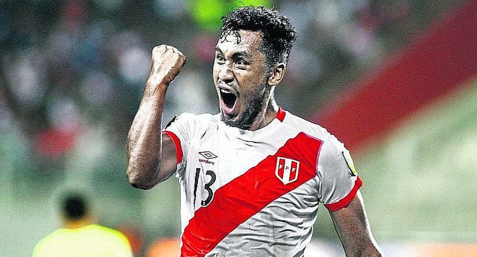 Renato Tapia y su sueño de marcar un gol en Rusia 2018