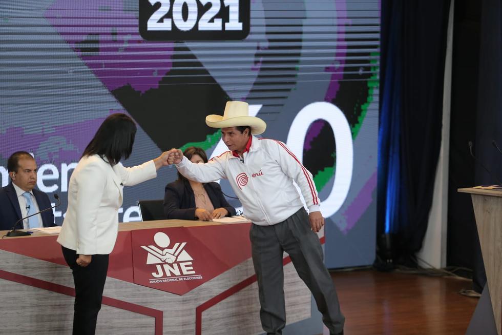 Mira cómo votar en el Debate Presidencial 2021 entre Keiko Fujimori y Pedro Castillo. Sigue todos los detalles aquí. (Foto: Grupo El Comercio / @photo.gec)
