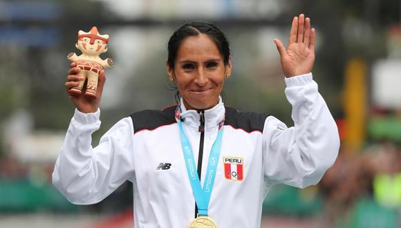 Gladys Tejeda competirá por tercera vez en unos Juegos Olímpicos. (Foto: Reuters)