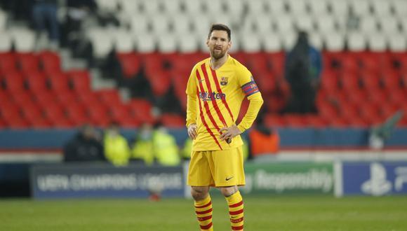 Lionel Messi se pronunció contra el abuso en las redes sociales. (Foto: EFE)