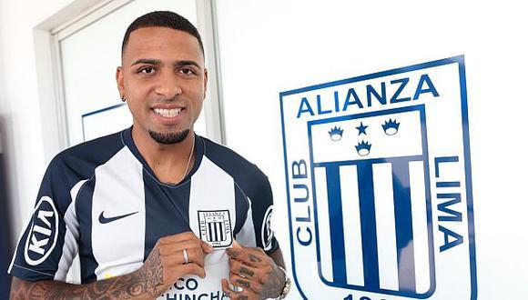 Alexi Gómez arregla su salida de Alianza Lima (Foto: Alianza Lima)