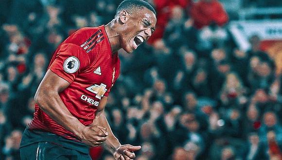 Un gol le costó al Manchester United 10 millones de euros