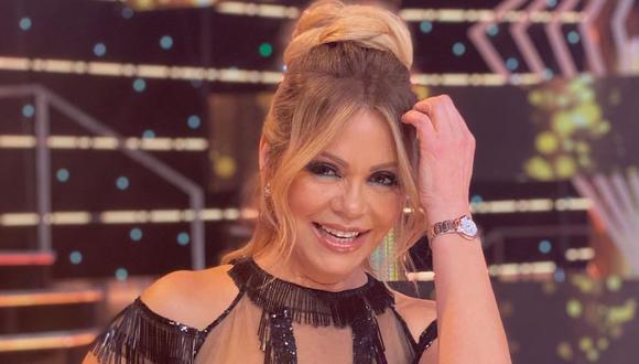 """Gisela Valcárcel revela que es incierto el retorno de """"El artista del año"""" debido al coronavirus  (Foto: Instagram)"""