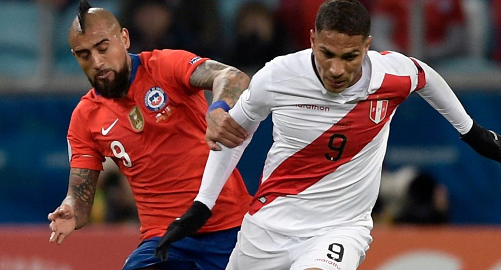 Perú y Chile chocarán el 19 de noviembre en Lima por la fecha FIFA | Foto: AFP