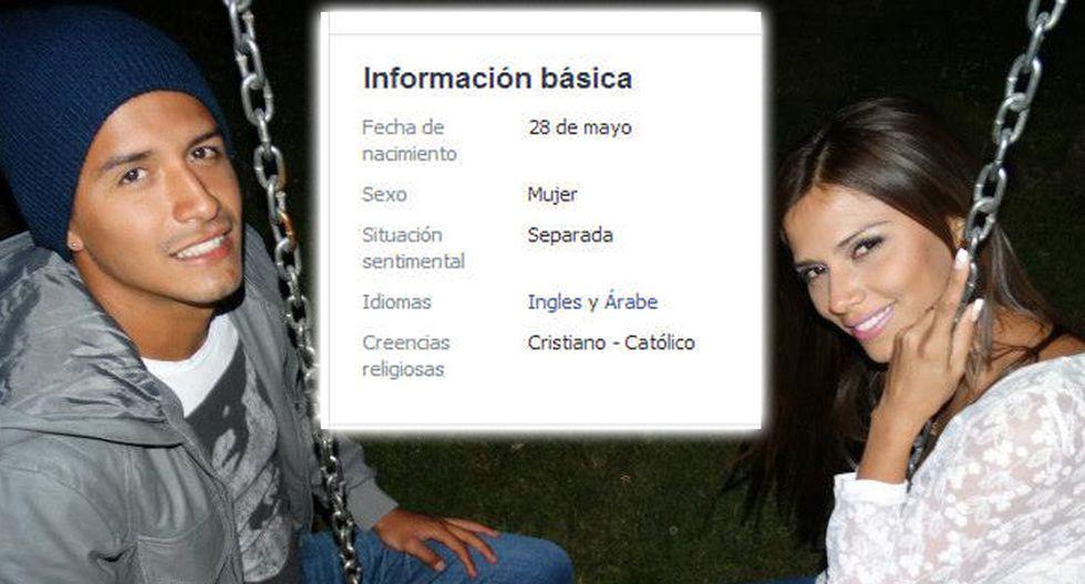 Se separan: Reimond Manco se queda solo y Fiorella Alzamora regresa a Lima
