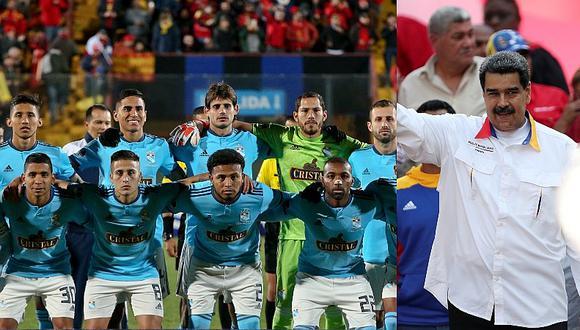 Sporting Cristal vs. Zulia FC: Nicolás Maduro se la pone 'difícil' a celestes en el choque por la Sudamericana
