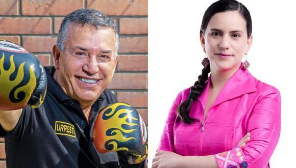 Daniel Urresti mandó contundente mensaje a Verónika Mendoza.