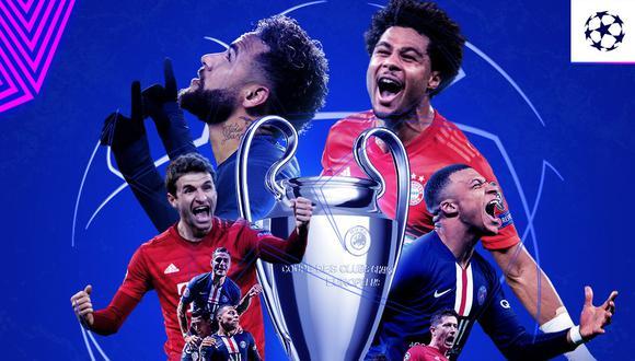 PSG vs Bayern Munich: final de Champions League 2020.