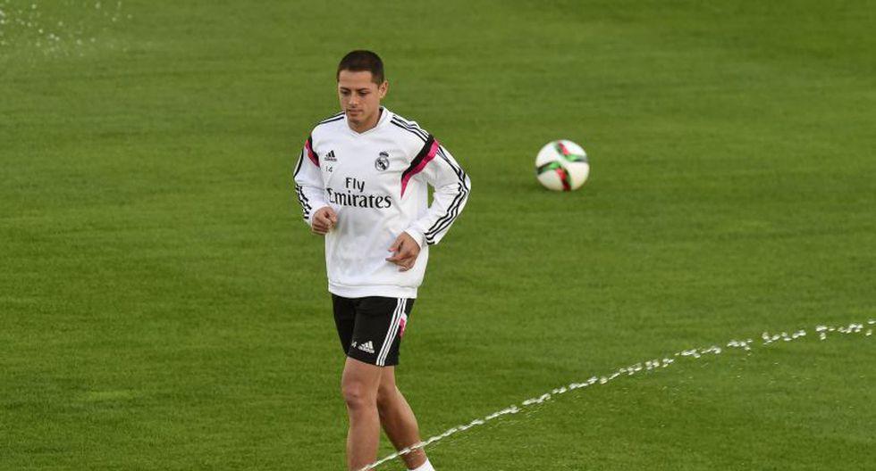 Real Madrid: 'Chicharito' volvería a Inglaterra
