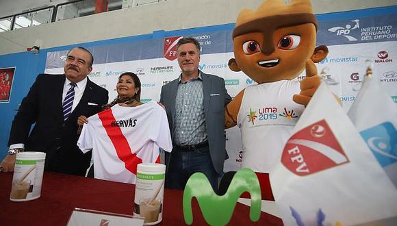 """Francisco Harvés: """"Mi objetivo es clasificar con Perú a Tokio 2020"""""""