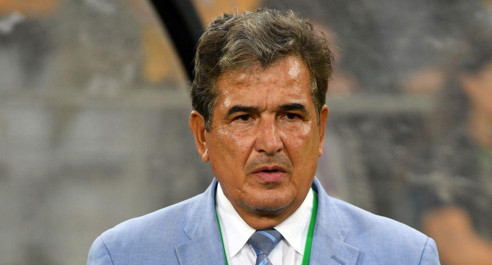 Jorge Luis Pinto habló sobre el amistoso Perú vs. Colombia en la previa | Foto: AFP