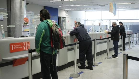 El Gobierno ha precisado que el segundo bono se repartirá entre los meses de octubre, noviembre y diciembre. (Foto: Leandro Britto / GEC)