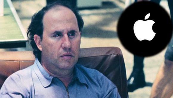 Hermano de Pablo Escobar demanda a Apple por más de 2 mil millones de dólares