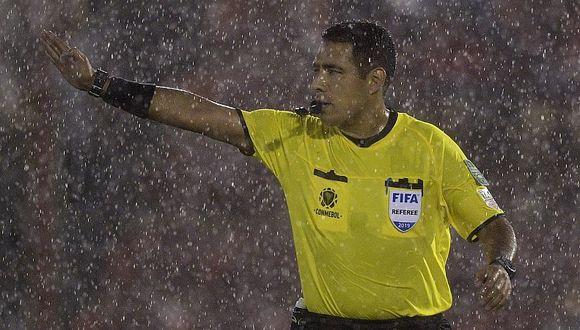 Liga 1: Diego Haro arbitrará el Melgar vs. Universitario en Arequipa