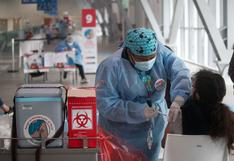 COVID-19: más de dieciocho millones 243 mil peruanos ya fueron inmunizados contra el coronavirus