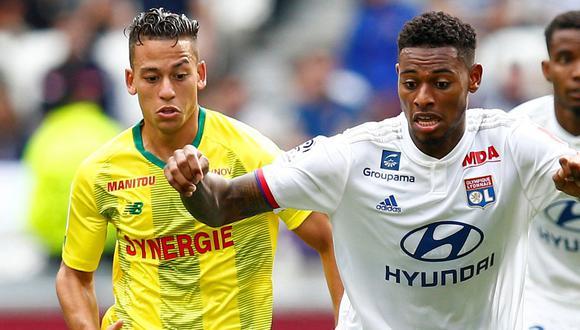 Cristian Benavente reaparece en la convocatoria de Nantes previo a su incorporación a la selección peruana | FOTO