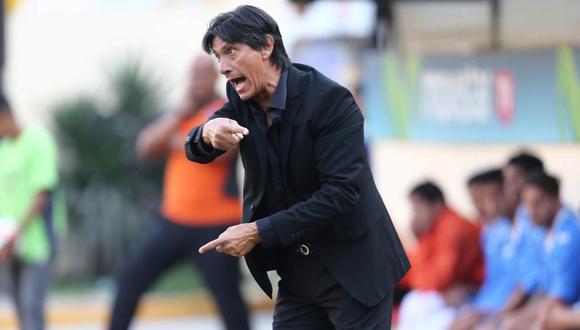 Comizzo espera la recuperación de Universitario ante Sporting Cristal. (Foto: GEC)