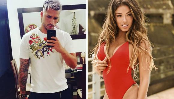 Shirley Arica y Rodney Pío Dean se denunciaron mutuamente por agresiones físicas. (Foto: Instagram / @shirleyarica27 / @rodney_pio_dean).