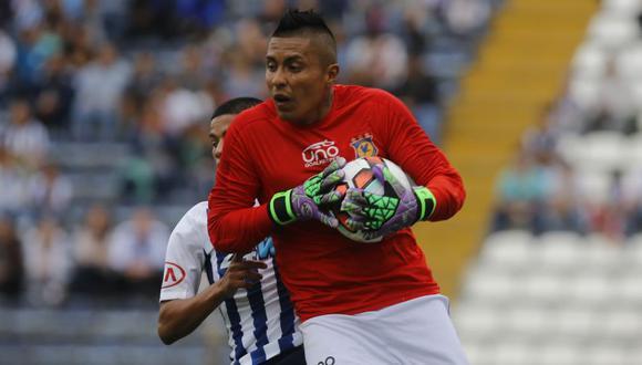 Exar Rosales dejó de pertenecer a Unión Comercio, club que se encuentra en la cuarta posición de la Liga 2. (Foto: USI)