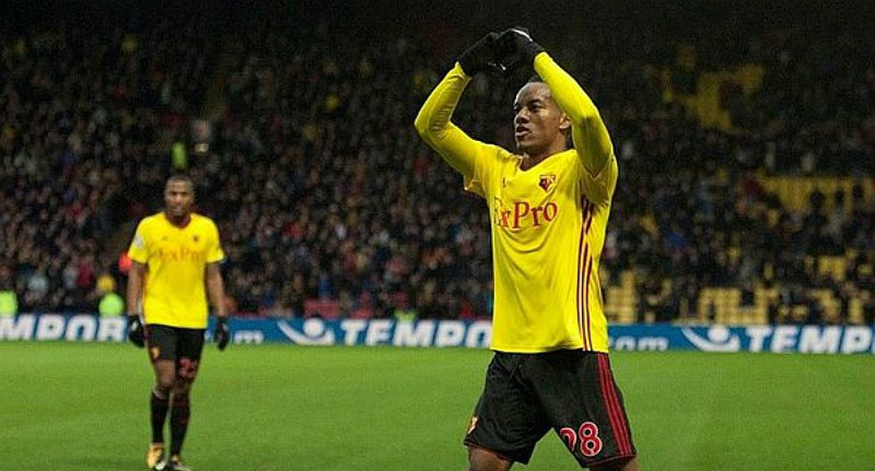 Watford empató ante Southampton de manera agónica