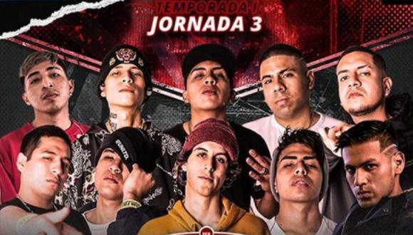 Diez de los mejores freestylers peruanos batallarán a lo largo de toda la temporada para consagrarse como el campeón absoluto de la FMS Perú 2020 (Foto: Instagram/FMS Perú)