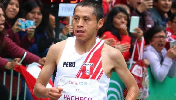 Christian Pacheco lo dio todo y terminó en el puesto 60 de la maratón de Tokio 2020. (Foto: IPD)
