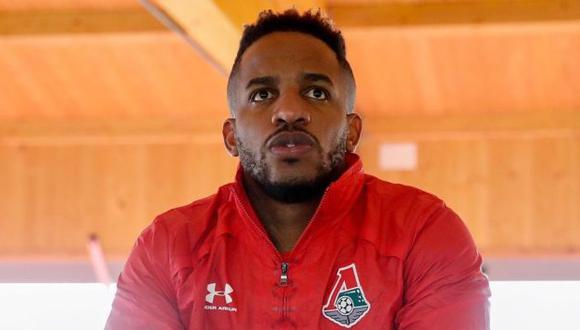 Jefferson Farfán está fuera de las canchas desde junio del 2019. (Foto: FC Lokomotiv)