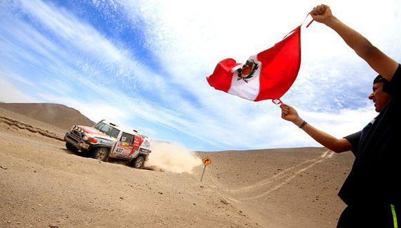 Rally Dakar 2019 se desarrollará íntegramente en Perú