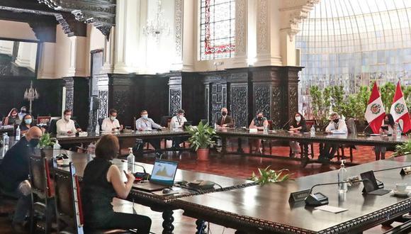 Ejecutivo informará el balance de las medidas tomadas frente a la segunda ola por COVID-19. (Foto: PCM)