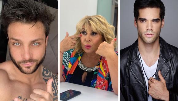 """La productora de """"Guerreros 2020"""" Magda Rodríguez contó toda su verdad sobre Guty Carrera y Nicola Porcella. (@margaproducer / @gutycarrera / @nicolaporcella12)."""