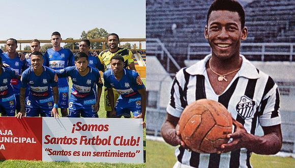 Santos FC, líder de la Liga 2, es tendencia en Brasil por llevar el mismo nombre del 'Peixe' | FOTO