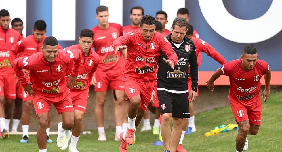 Selección peruana: Nolberto Solano y su tercera lista para microciclos de la Sub-23   FOTO